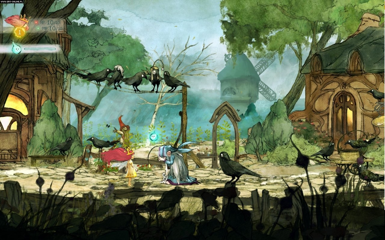 Child of Light PC, X360, PS3, WiiU, PS4, XONE Games Image 35/38, Ubisoft