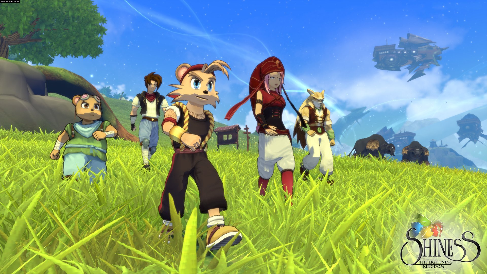 Shiness: The Lightning Kingdom XONE, PS4, PC, WiiU Games Image 9/12, Enigami, Focus Home Interactive