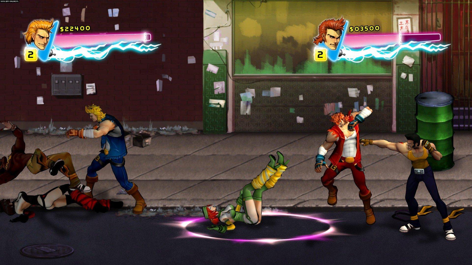 Double Dragon: Neon Nintendo Switch