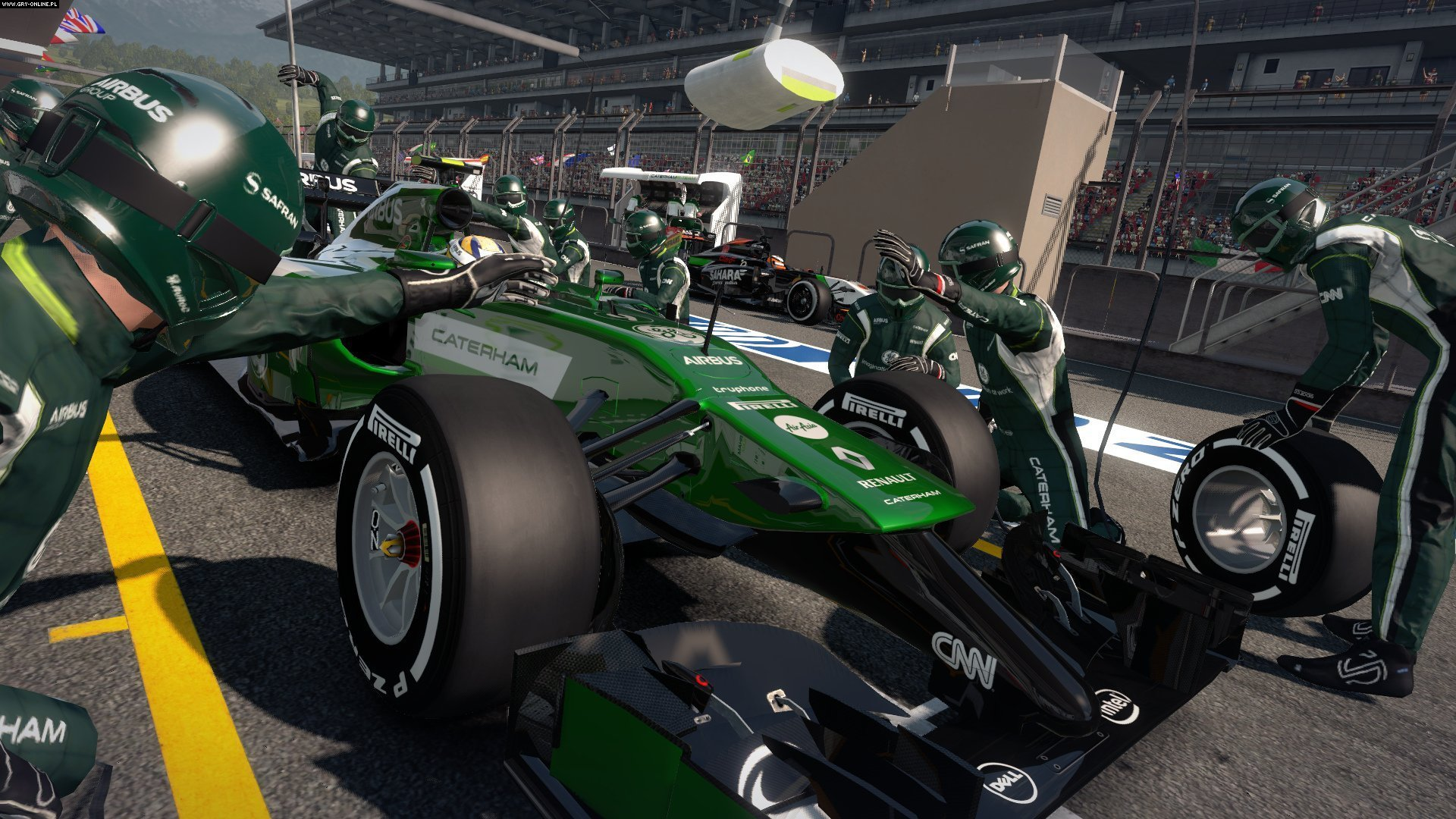 F1 2014 - screenshots gallery - screenshot 4/18