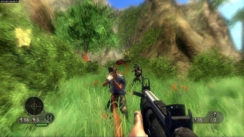 Far Cry Instincts Predator Screenshots X360 Gamepressure Com