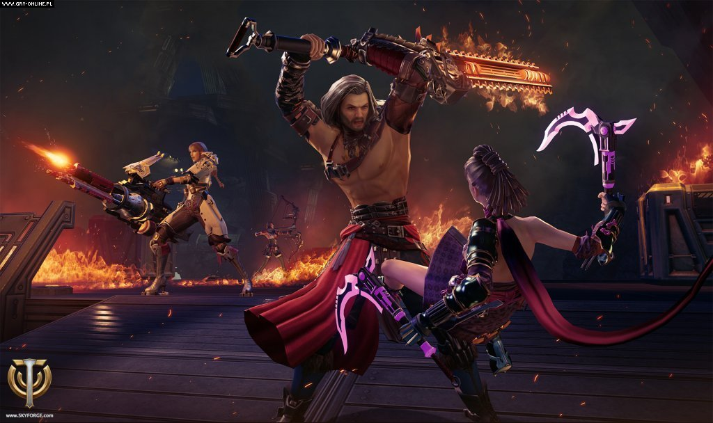 Skyforge PC Gry Screen 30/90, Allods Team, Mail.Ru