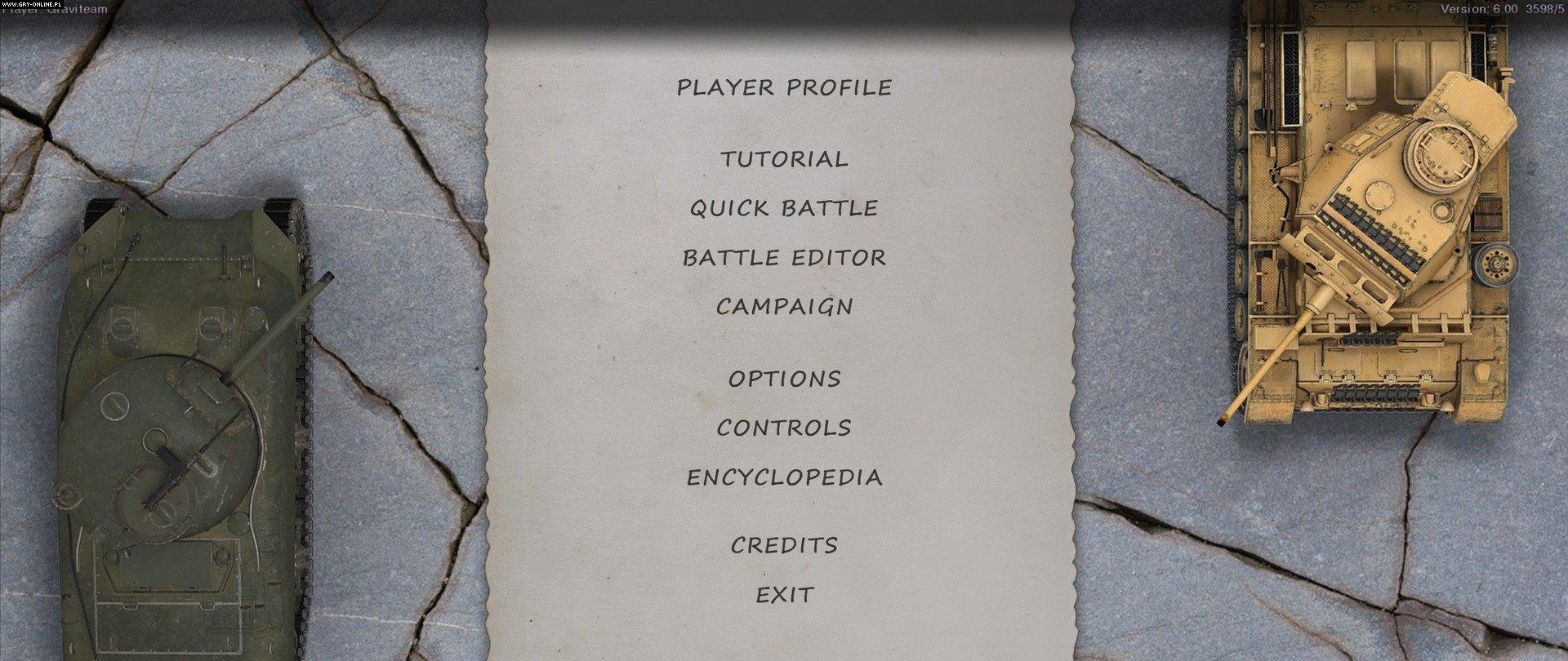 Tank Warfare: Tunisia 1943 PC Games Image 40/40, Graviteam, Strategy First