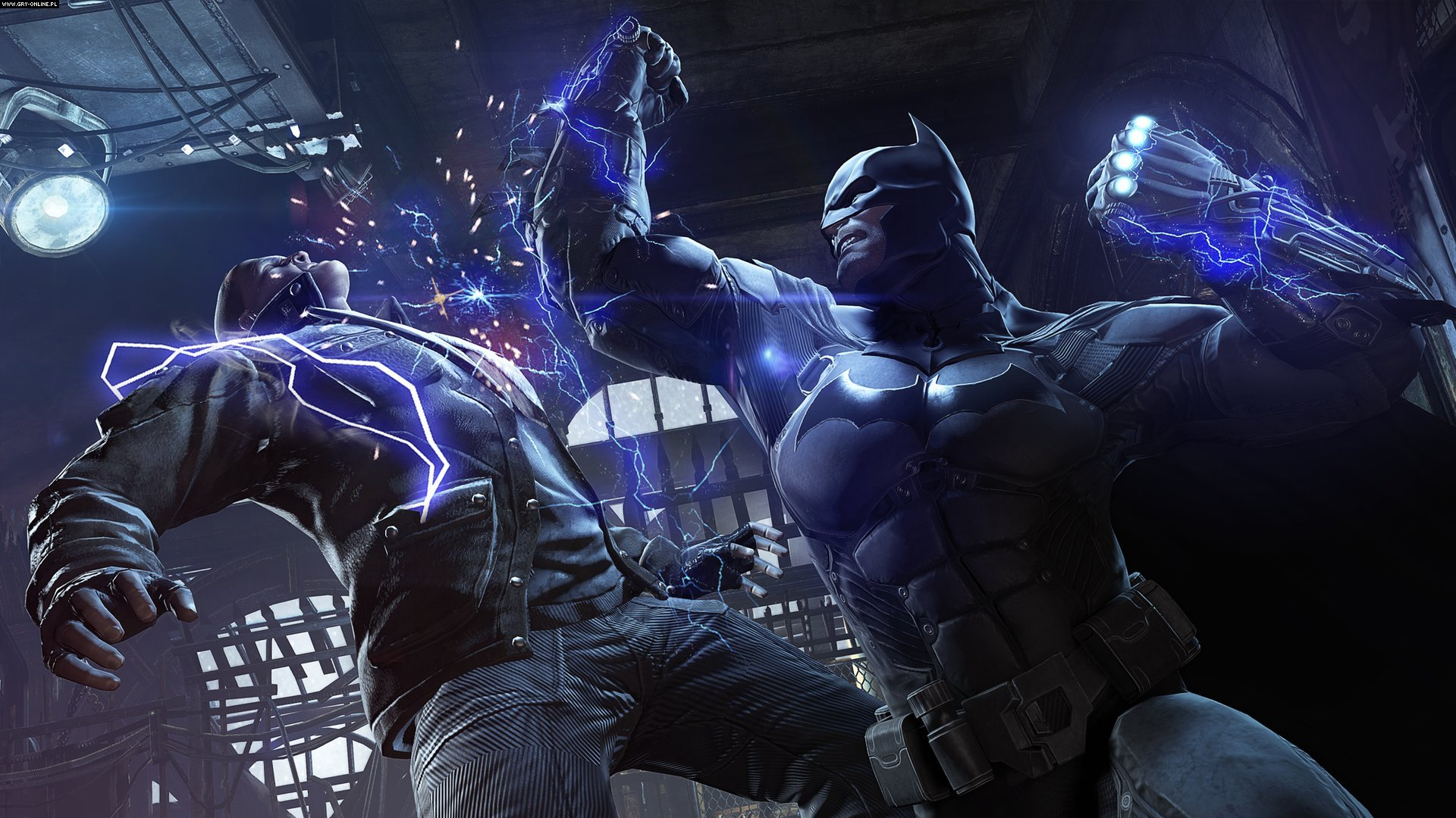 Batman: Arkham Origins PC, X360, PS3 Gry Screen 3/55, WB Games Montreal, Warner Bros. Interactive Entertainment