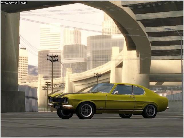 Скриншоты из игры Ford Street Racing.