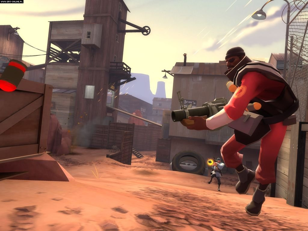 Team Fortress 2 PC Gry Screen 1/33, Valve Software, Valve Corporation