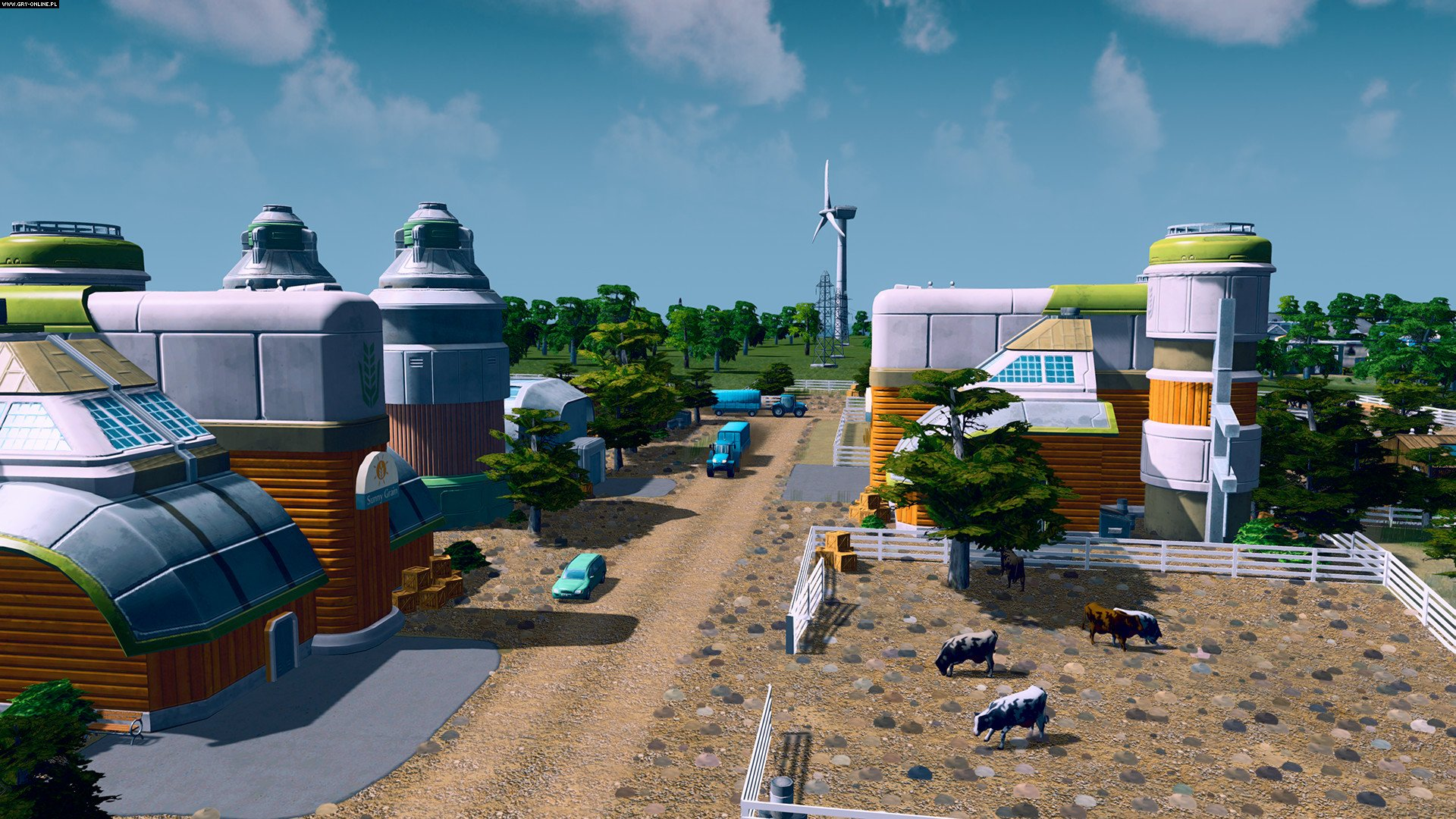 Cities: Skylines PC, PS4, XONE Gry Screen 22/42, Colossal Order, Paradox Interactive