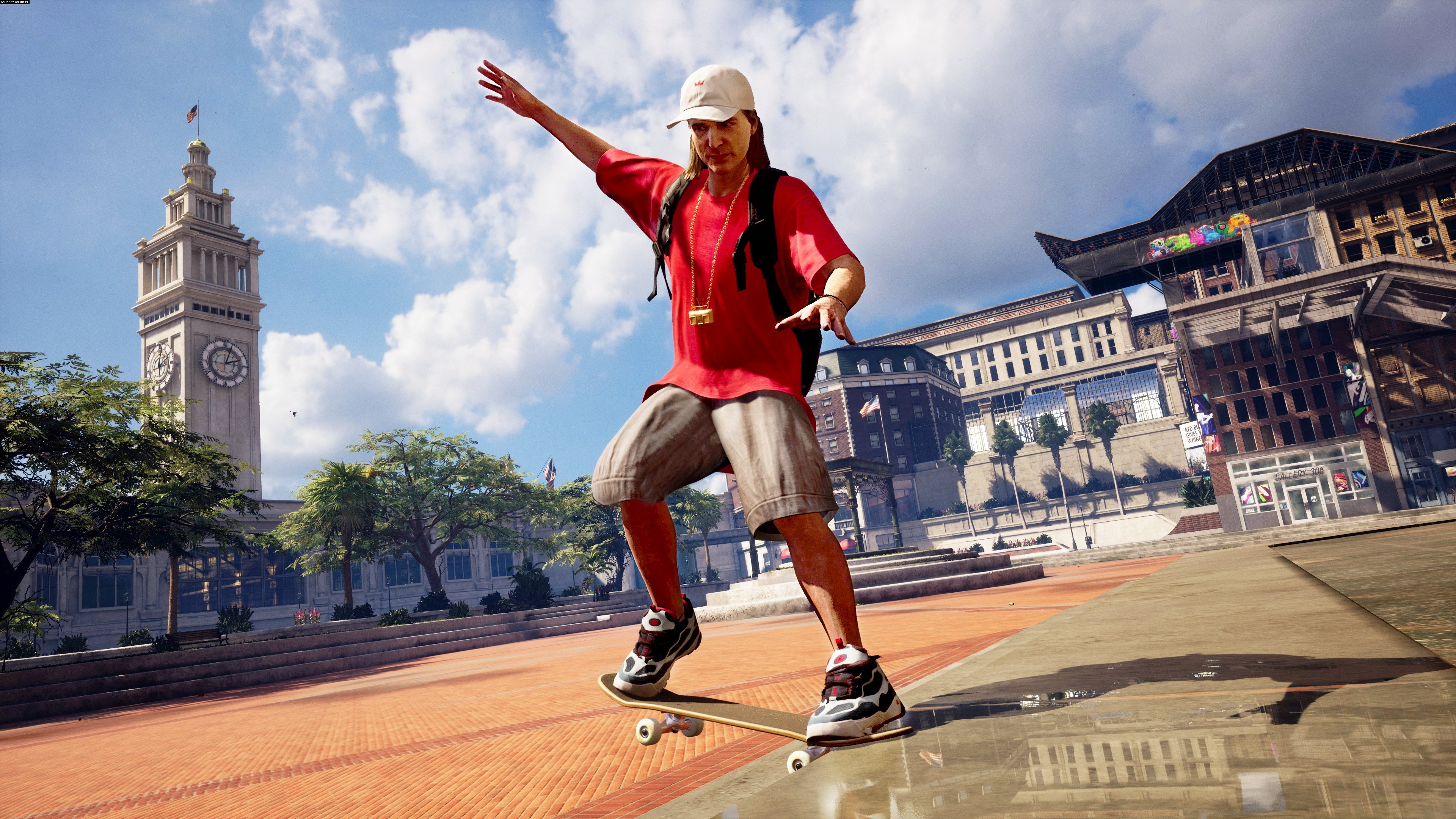 Tony Hawk's Pro Skater 1+2 PS5 gAMEPLAY