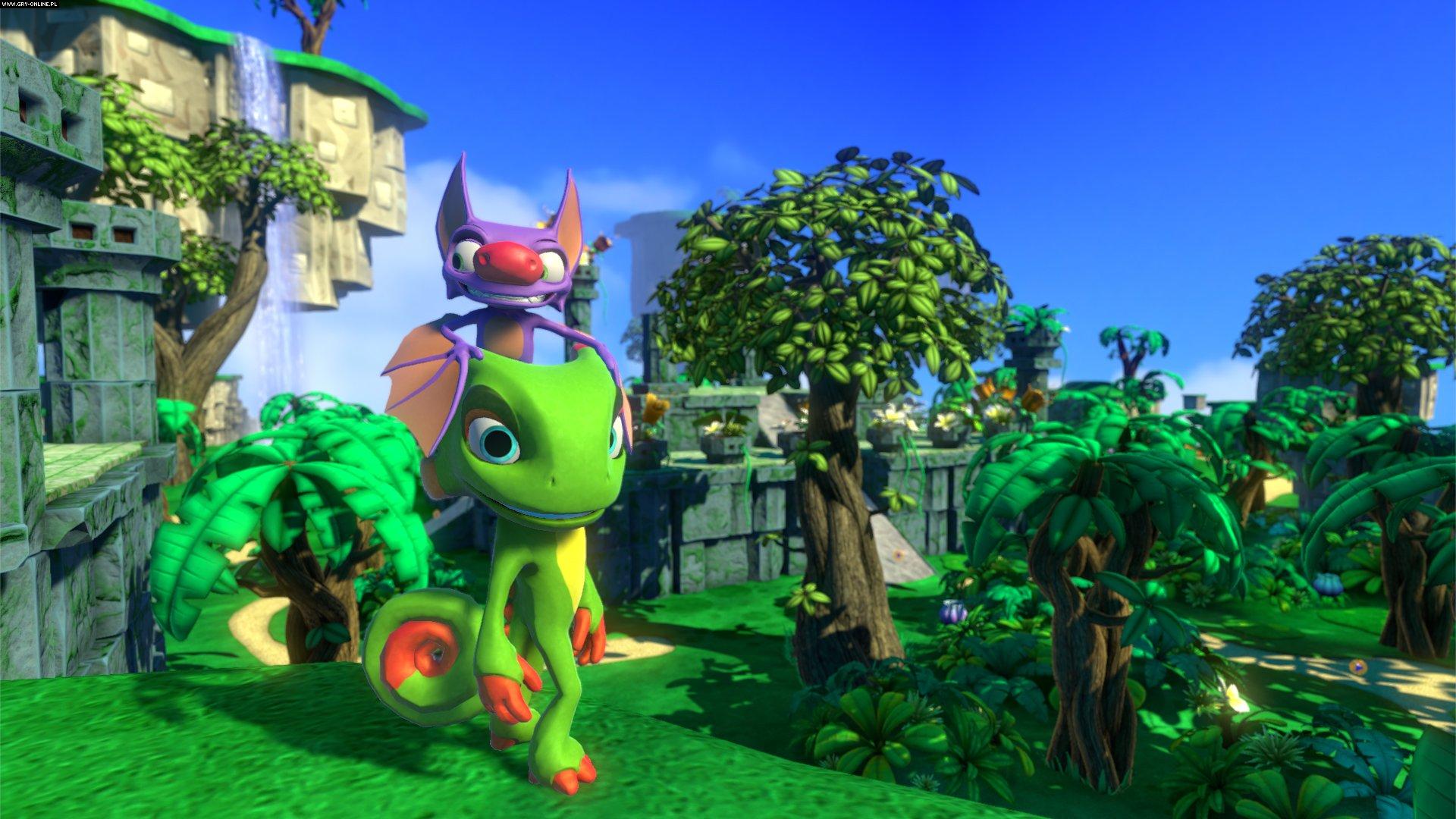 Yooka-Laylee PC, WiiU, XONE, PS4 Games Image 15/30, Playtonic Games, Team 17