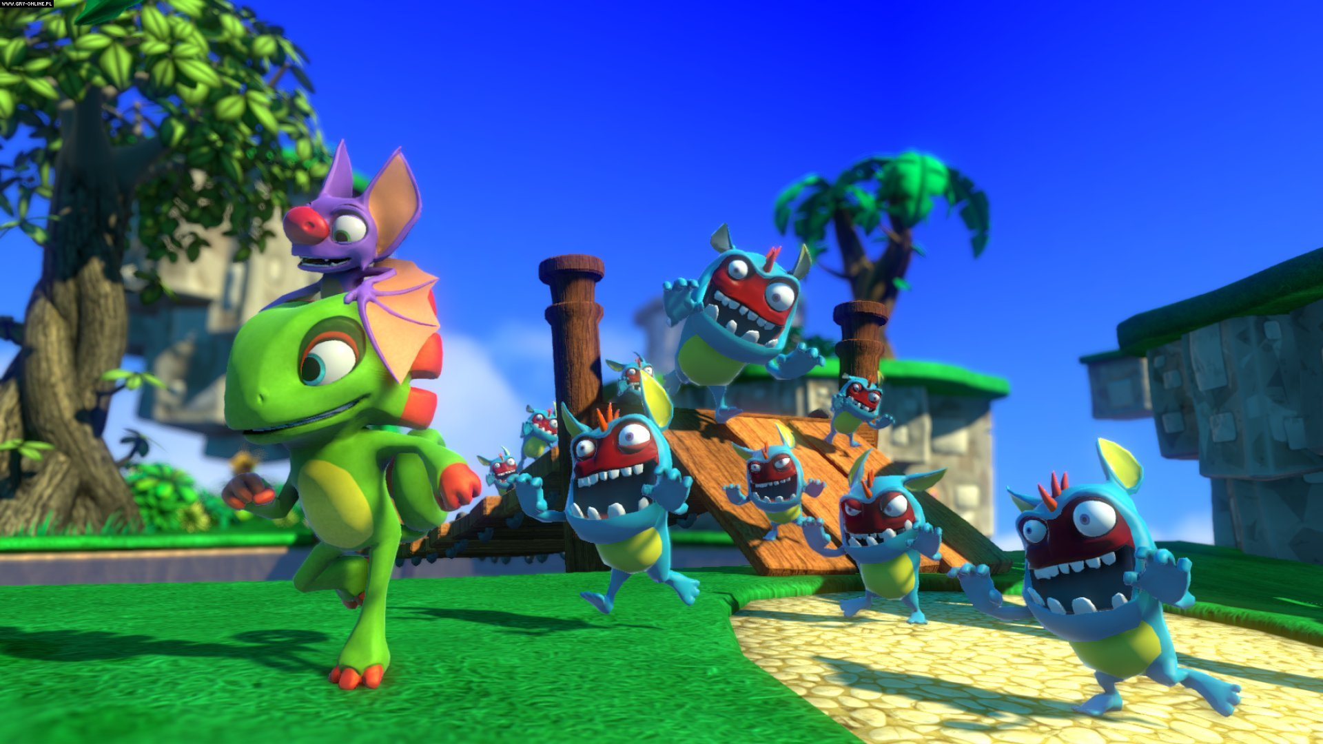 Yooka-Laylee PC, WiiU, XONE, PS4 Games Image 16/30, Playtonic Games, Team 17
