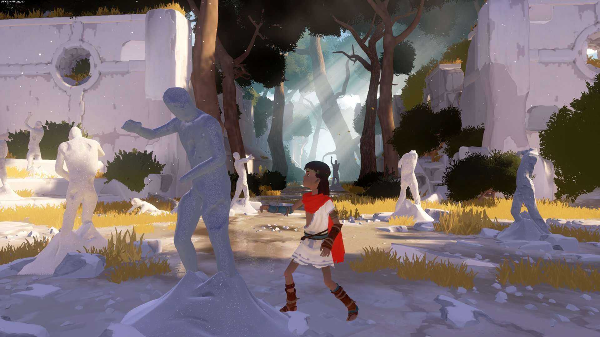 Rime PSV, PS4 Gry Screen 113/121, Tequila Works, Grey Box