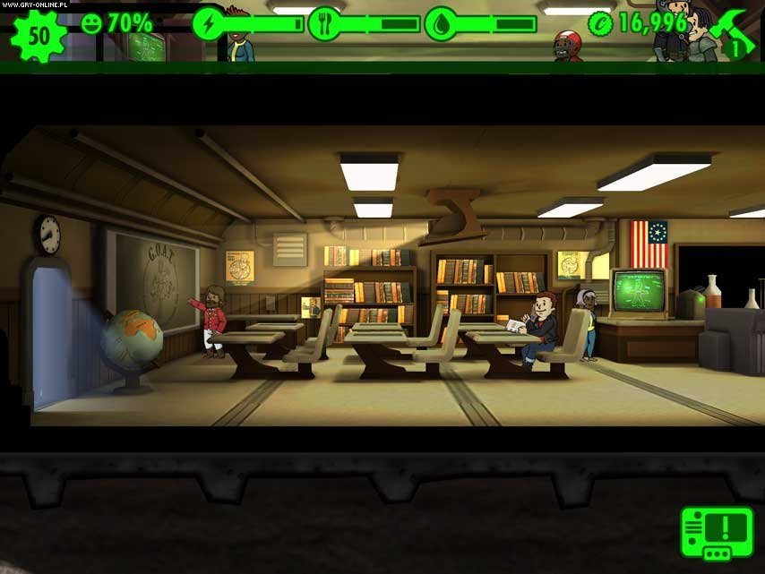 Fallout Shelter iOS, AND Games Image 15/15, Bethesda Softworks