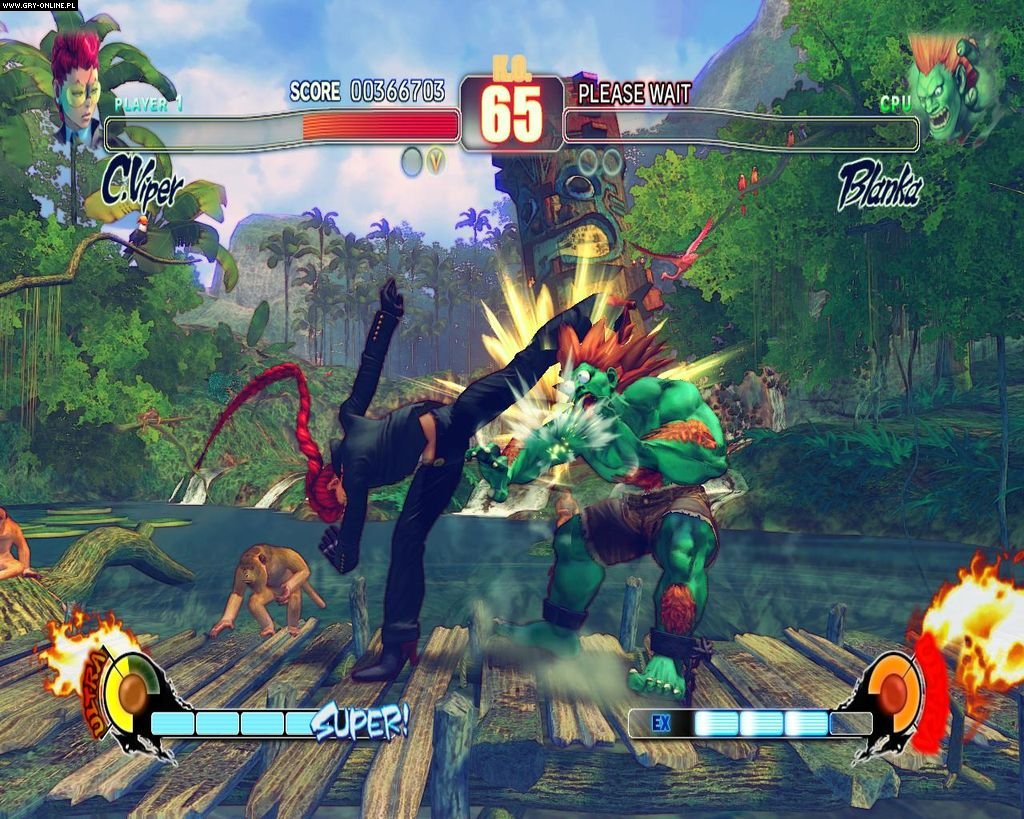 Street Fighter IV PC Gry Screen 6/234, Capcom