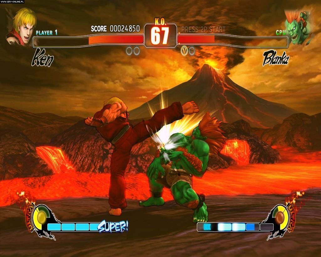 Street Fighter IV PC Gry Screen 4/234, Capcom