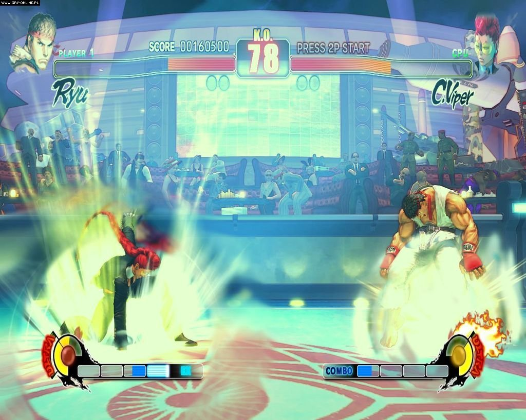 Street Fighter IV PC Gry Screen 3/234, Capcom