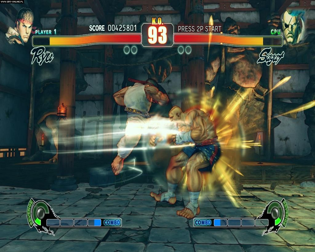 Street Fighter IV PC Gry Screen 2/234, Capcom