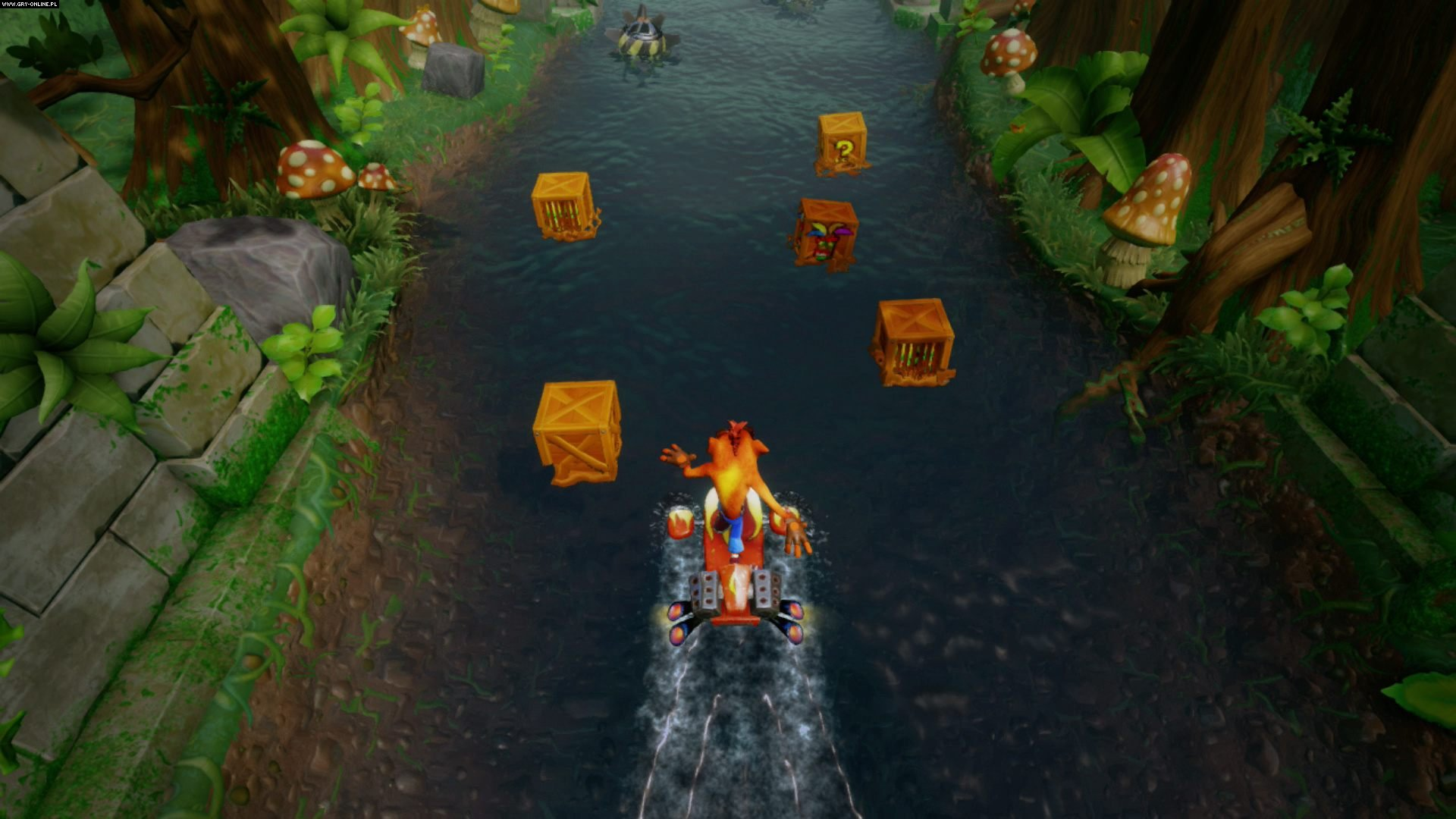 Crash Bandicoot N. Sane Trilogy PC, PS4, XONE, Switch Gry Screen 13/115, Vicarious Visions, Activision Blizzard