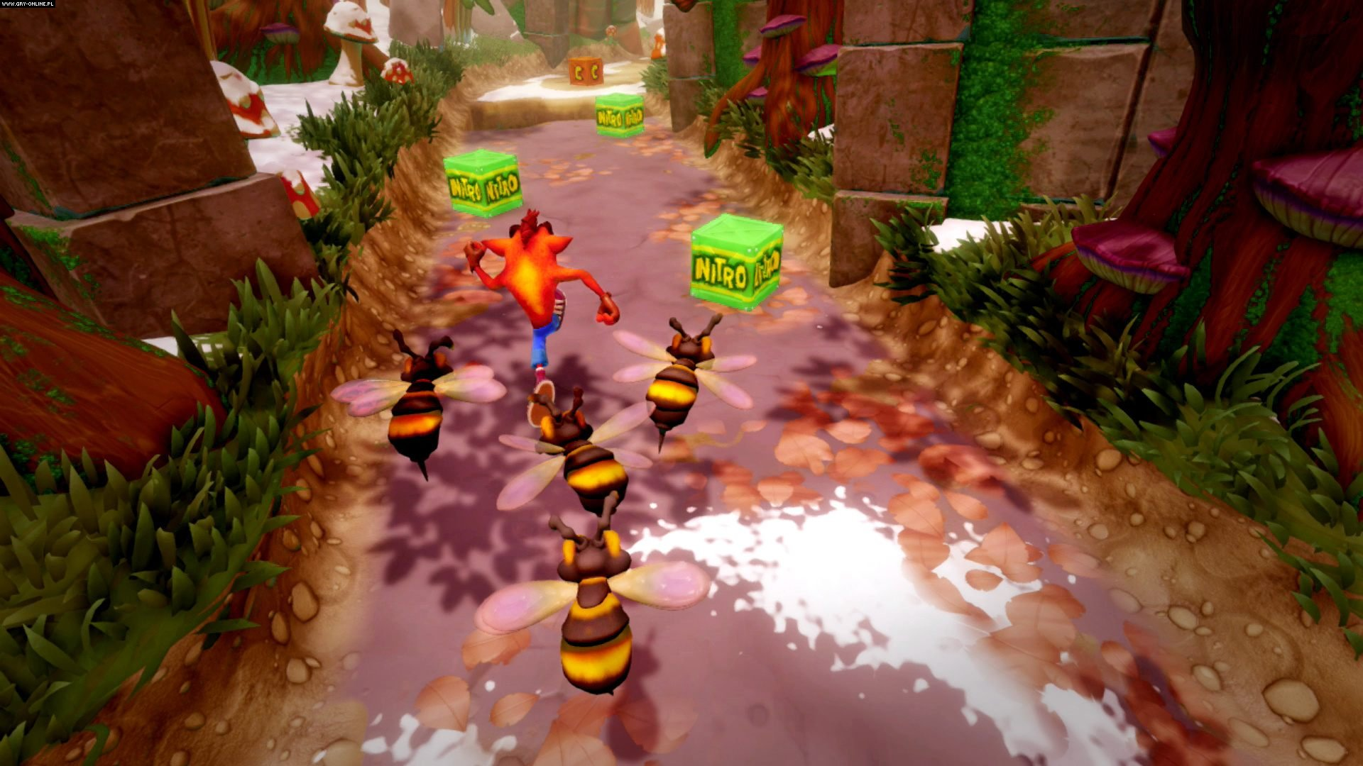 Crash Bandicoot N. Sane Trilogy PC, PS4, XONE, Switch Gry Screen 12/115, Vicarious Visions, Activision Blizzard