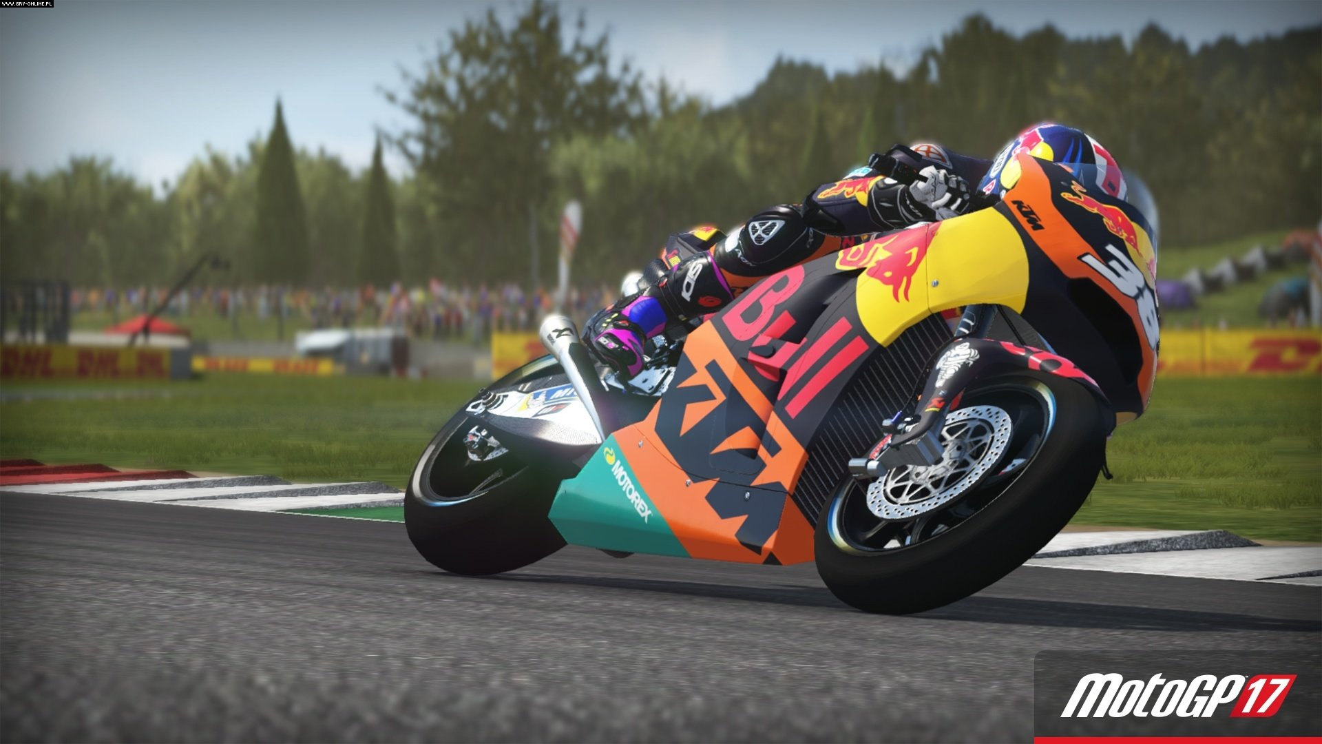 MotoGP 17 PC, PS4, XONE Gry Screen 11/71, Milestone