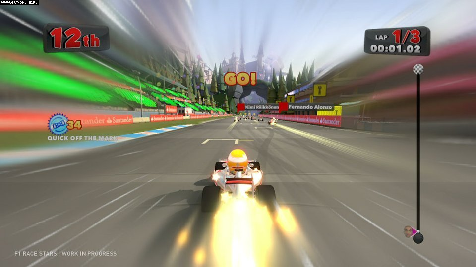 F1 Race Stars PC, X360, PS3 Gry Screen 14/24, Codemasters Software