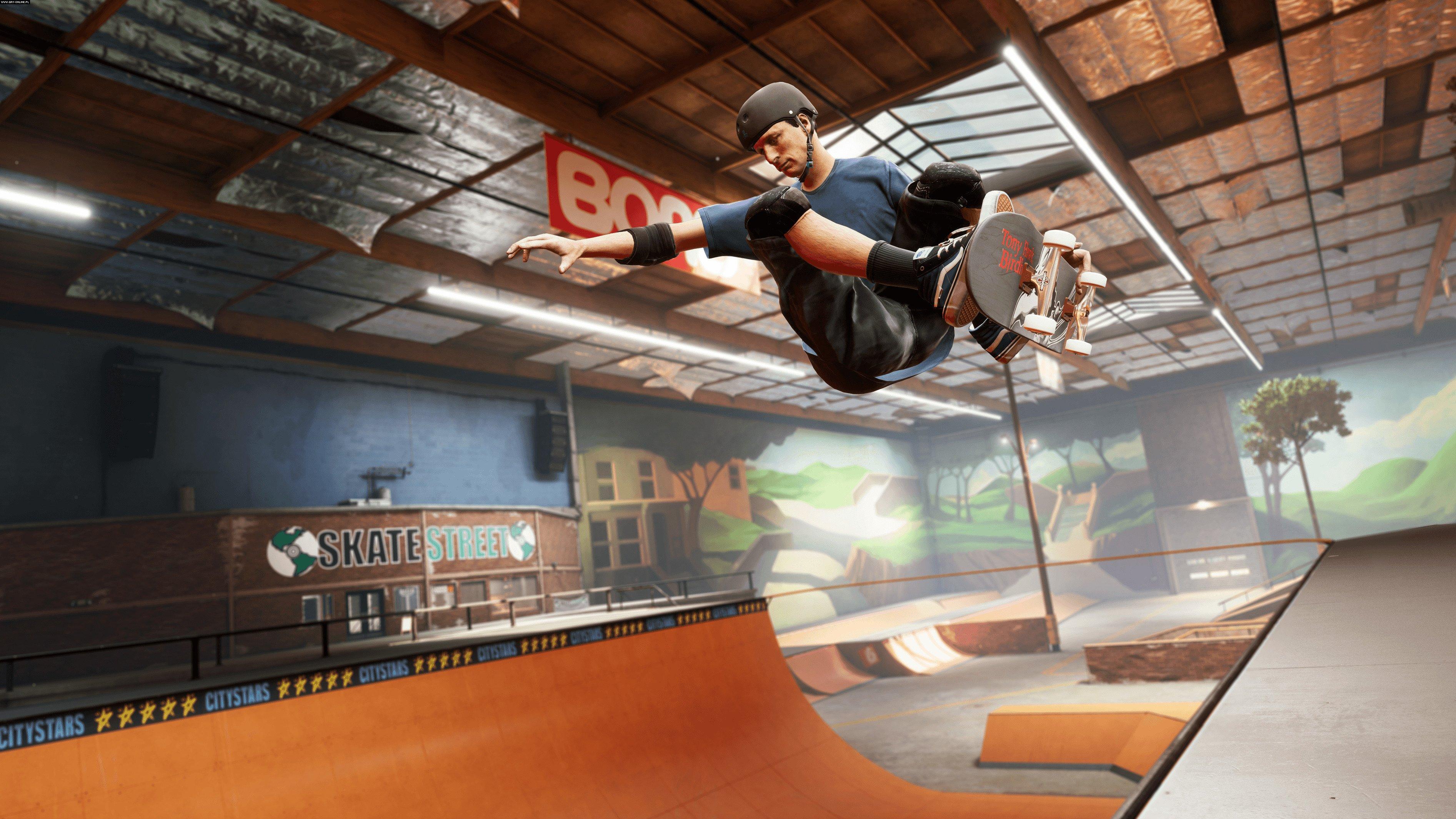Tony Hawk's Pro Skater 1+2 PS5,