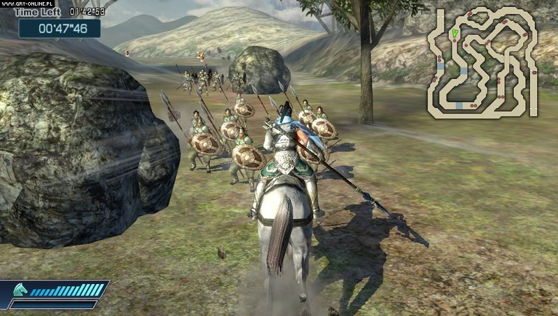 Dynasty Warriors Next PSV Gry Screen 21/84, Koei, Koei Tecmo