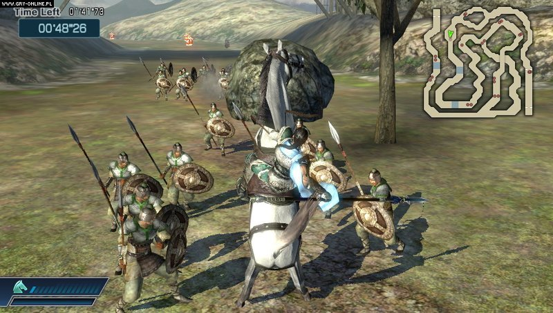 Dynasty Warriors Next PSV Gry Screen 4/84, Koei, Koei Tecmo