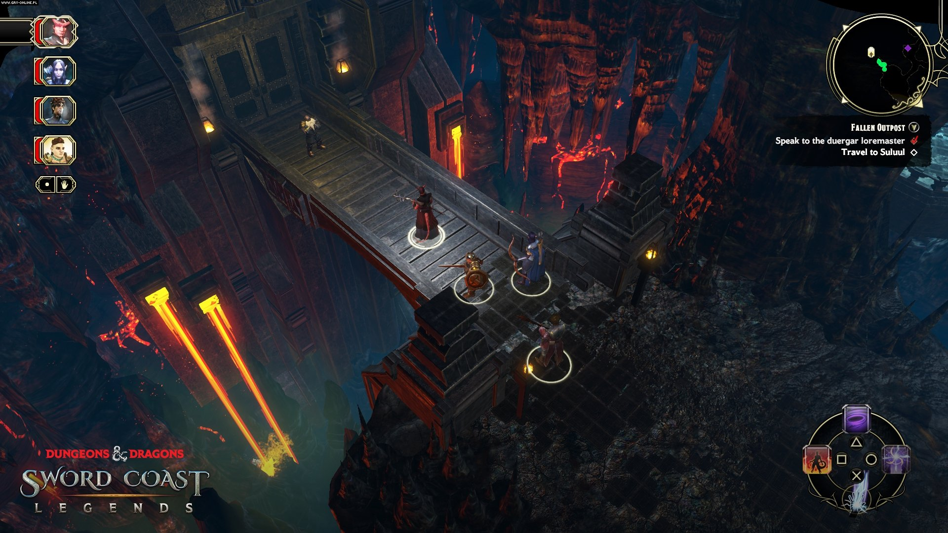 Sword Coast Legends PC, PS4, XONE Gry Screen 6/42, Digital Extremes, Wizards of the Coast