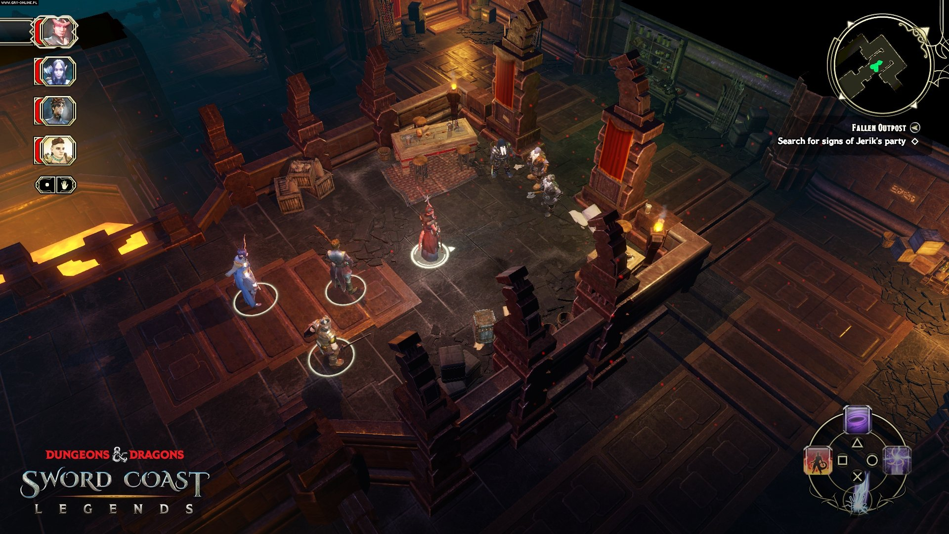 Sword Coast Legends PC, PS4, XONE Gry Screen 3/42, Digital Extremes, Wizards of the Coast