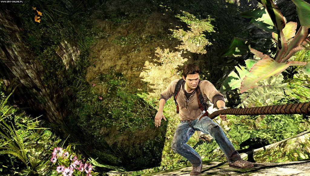 Uncharted: Złota Otchłań PSV Gry Screen 1/21, Bend Studio, Sony Interactive Entertainment