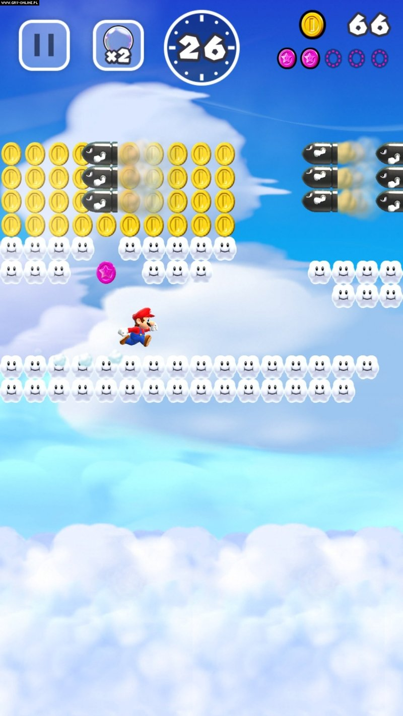 Super Mario Run AND, iOS Games Image 4/20, Nintendo