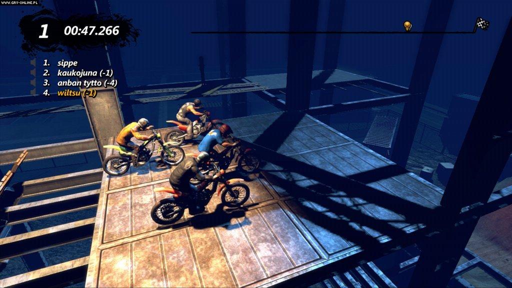 trial evolution games online