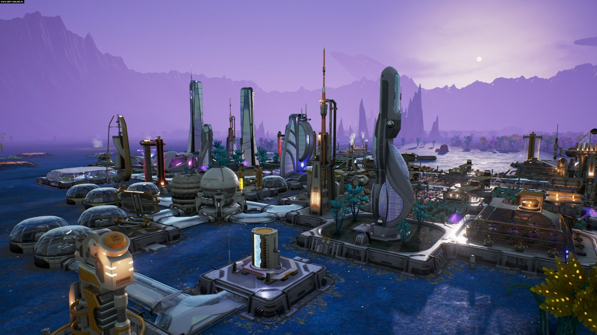 Aven Colony PC, PS4, XONE Gry Screen 4/21, Mothership Entertainment, Team 17