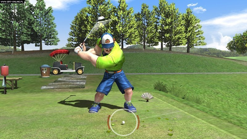 Hot Shots Golf: World Invitational PSV Games Image 3/6, Clap Hanz, Sony Interactive Entertainment