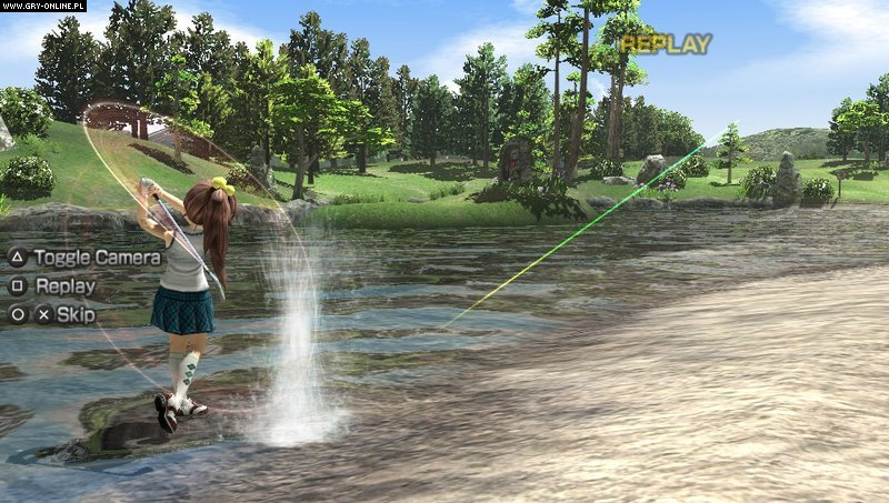 Hot Shots Golf: World Invitational PSV Games Image 2/6, Clap Hanz, Sony Interactive Entertainment