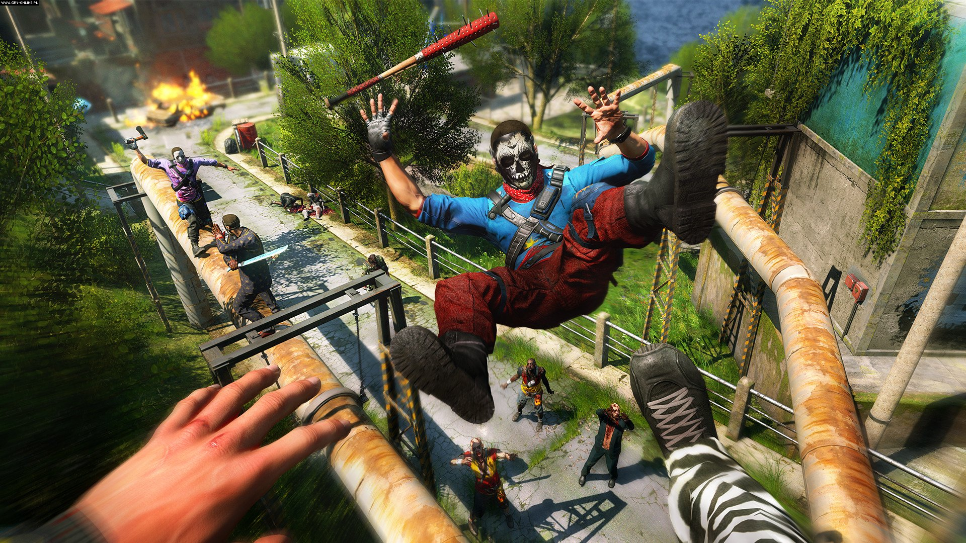 Dying Light: Bad Blood PC, PS4, XONE Games Image 5/5, Techland