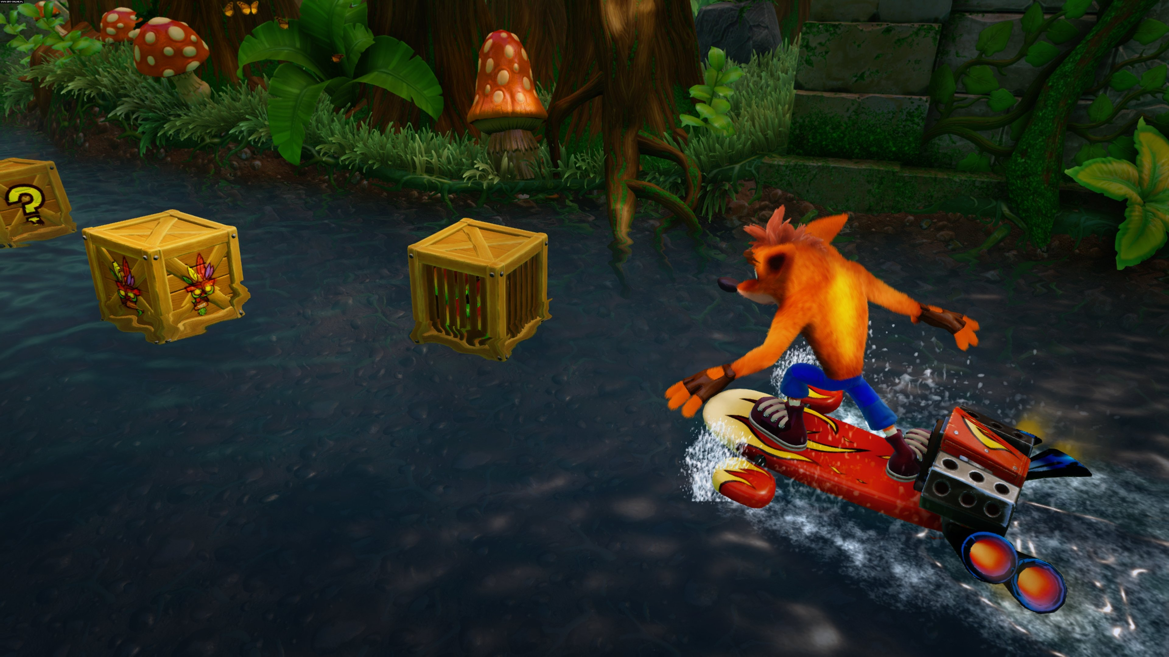 Crash Bandicoot N. Sane Trilogy PS4 Gry Screen 98/115, Vicarious Visions, Activision Blizzard