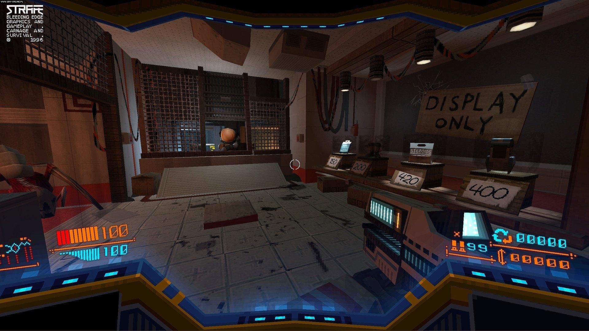 Strafe PC, PS4 Games Image 19/19, Pixel Titans, Devolver Digital