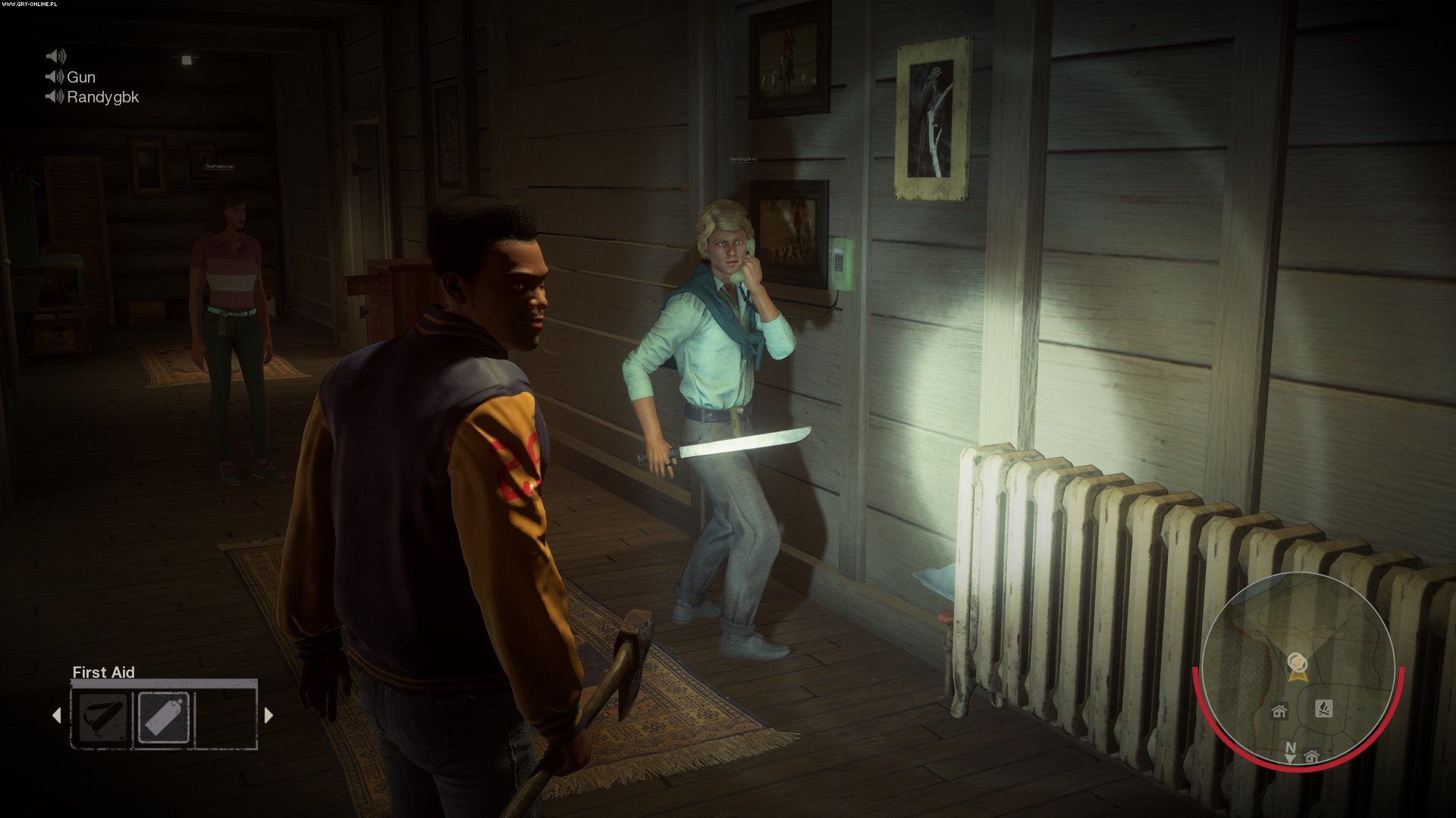 Friday the 13th: The Game PC, PS4, XONE Games Image 8/18, Illfonic Games, Gun Media