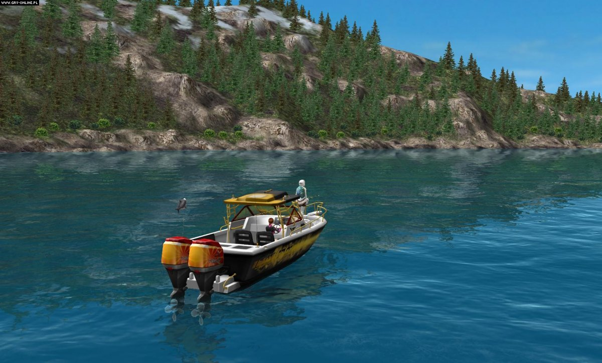 World of fishing galeria screenshot w screenshot 8 26 for World of fishing