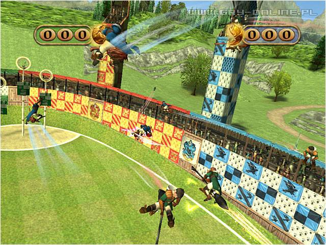 Harry Potter: Mistrzostwa świata w quidditchu PC Gry Screen 32/66, Electronic Arts Inc.