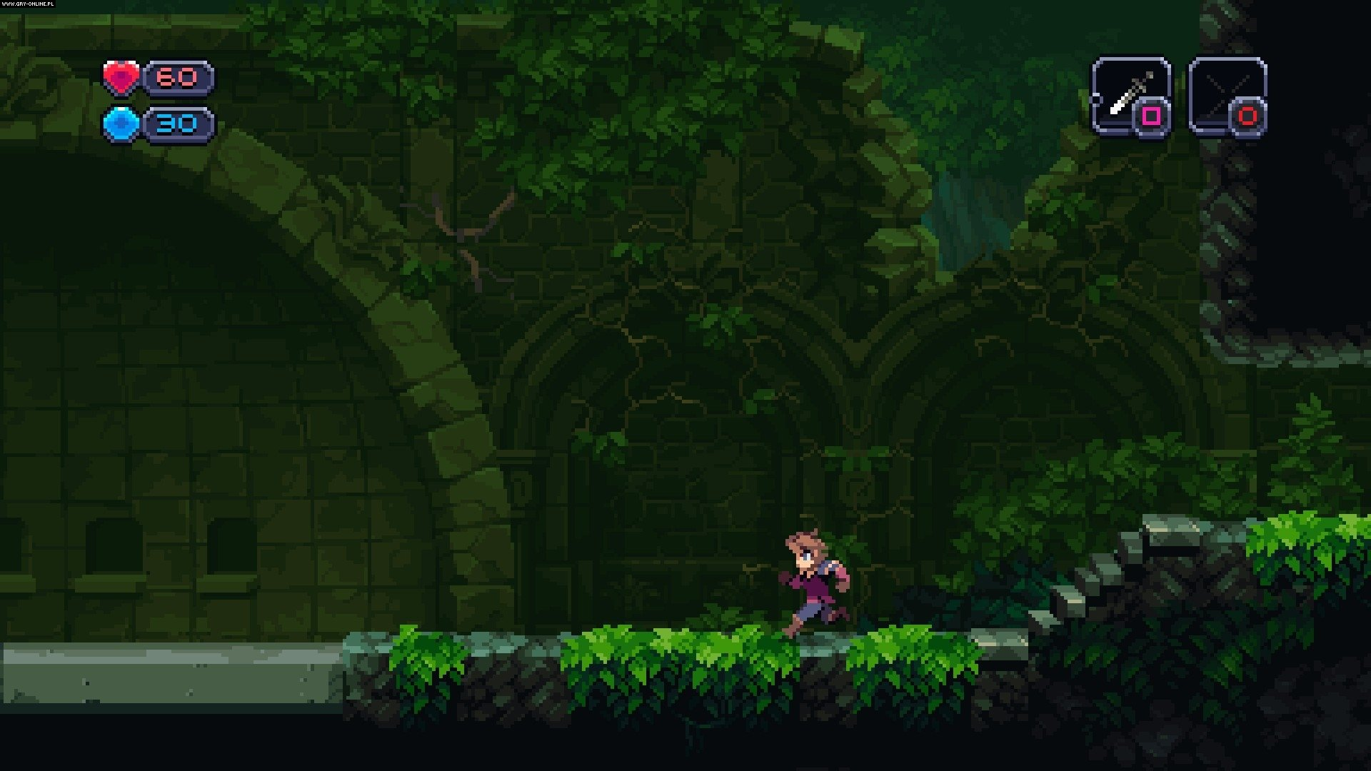 Chasm PC, PSV, PS4 Gry Screen 4/14, Bit Kid