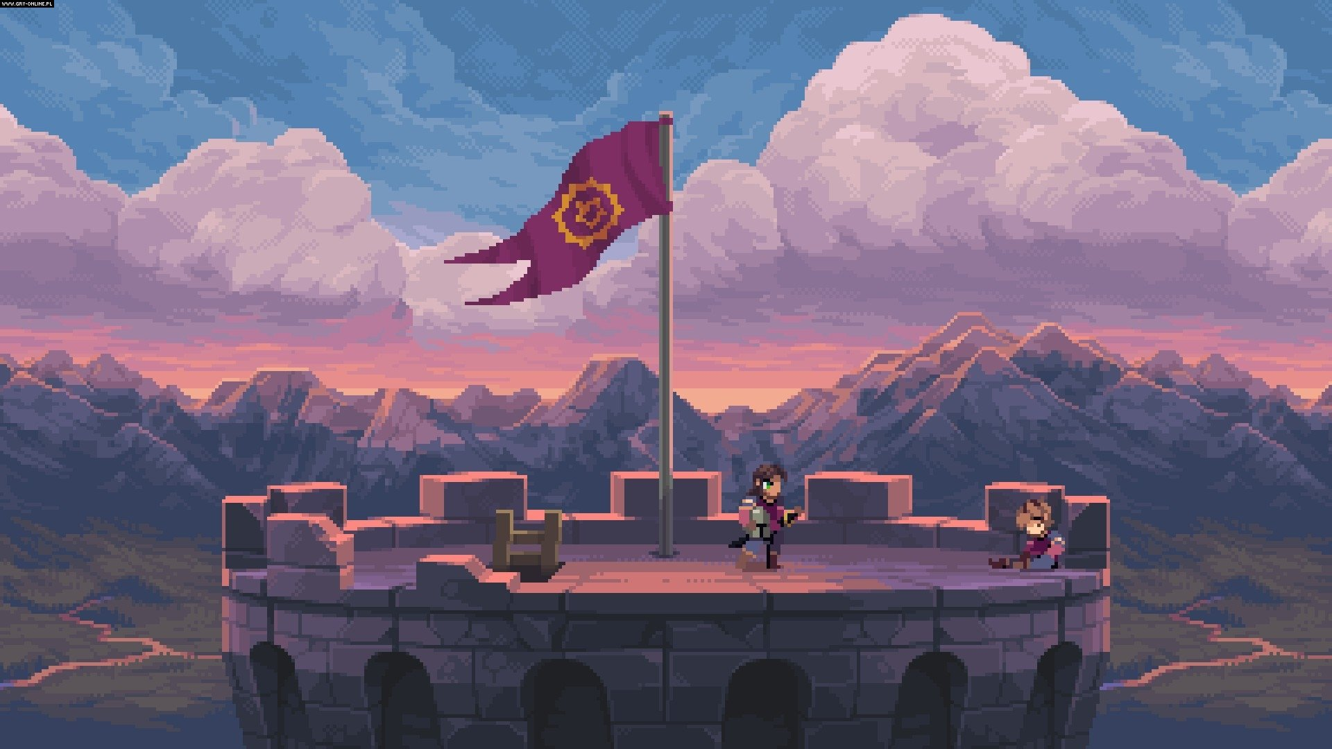 Chasm PC, PSV, PS4 Gry Screen 2/14, Bit Kid