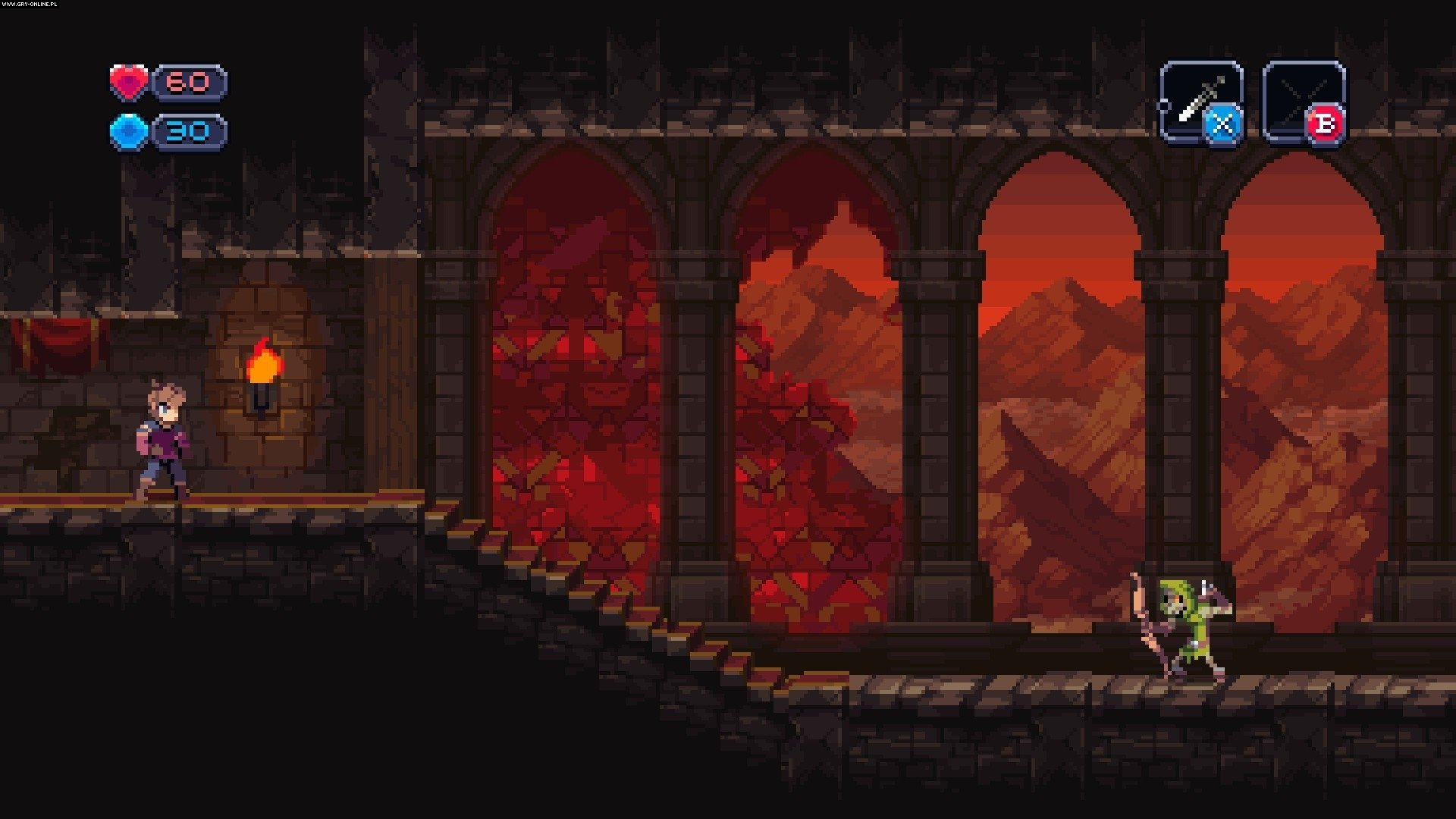 Chasm PC, PSV, PS4 Gry Screen 1/14, Bit Kid