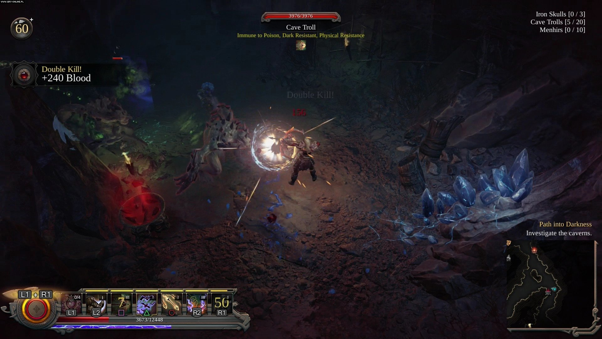 Vikings: Wolves of Midgard PC, PS4, XONE Games Image 3/18, Games Farm, Kalypso Media