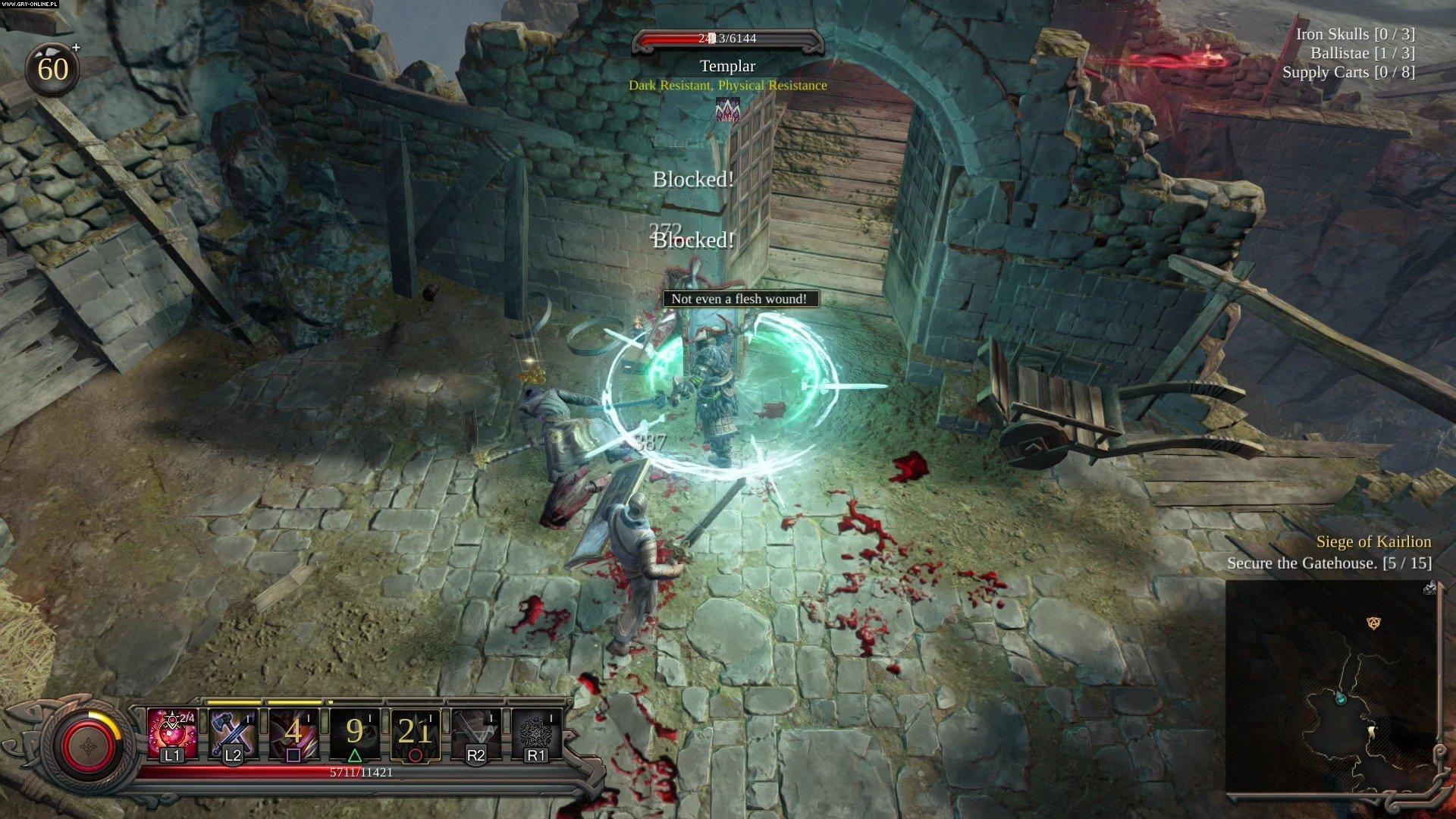 Vikings: Wolves of Midgard PC, PS4, XONE Games Image 1/18, Games Farm, Kalypso Media