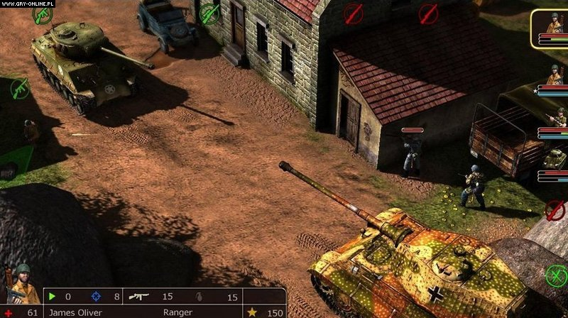 History Games For Ps3 : History legends of war patton screenshots gallery