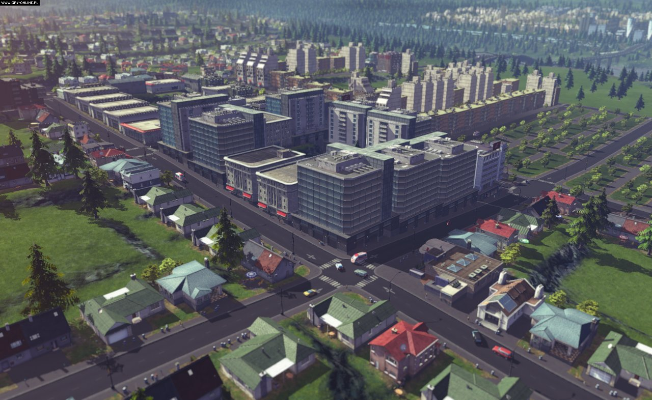 Cities: Skylines PC Gry Screen 41/42, Colossal Order, Paradox Interactive