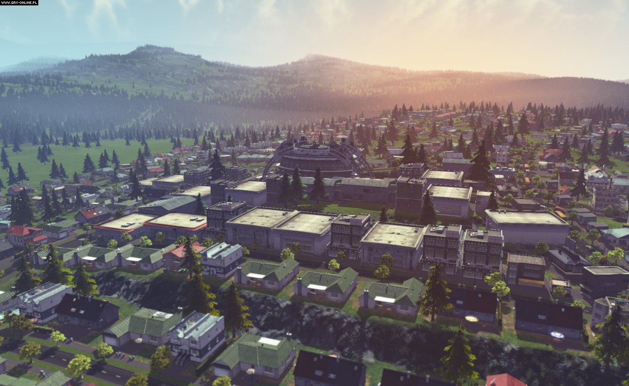 Cities: Skylines PC Gry Screen 39/42, Colossal Order, Paradox Interactive