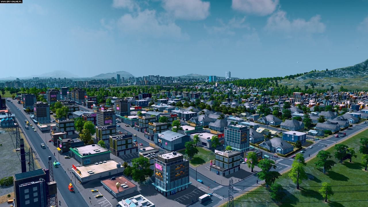 Cities: Skylines PC Gry Screen 31/42, Colossal Order, Paradox Interactive